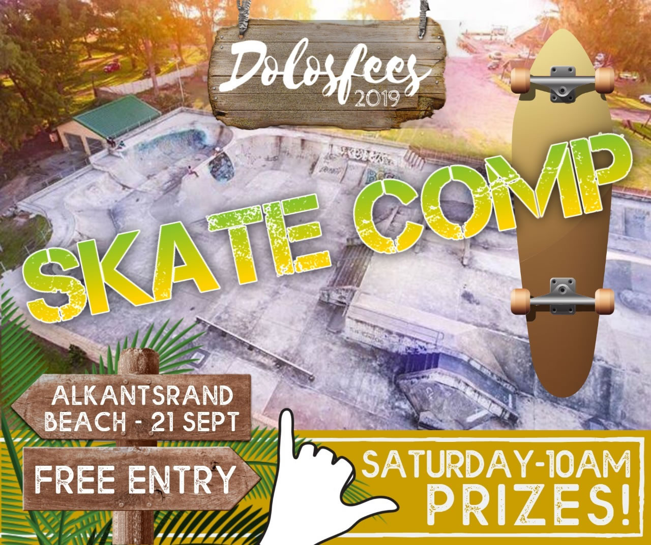 BMX & Skateboard Competition